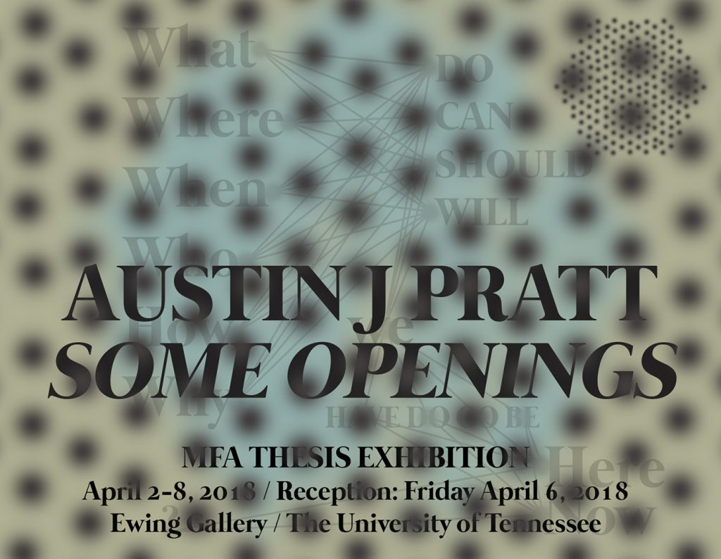 MFA Thesis exhibitions: Group 2