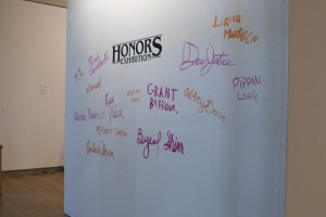 Honors Exhibition 2017